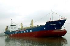 Thanh Hóa: Tàu trọng tải 1.000 tấn gặp khó khi vào cảng Lễ Môn