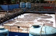 Hà Nội đưa vào sử dụng hệ thống xử lý phân bùn bể phốt đầu tiên