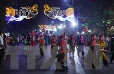 Sôi động lễ hội dân gian đường phố mừng Giải phóng Thủ Đô