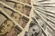 Yen lên giá so với USD do nhà đầu tư lo ngại kinh tế toàn cầu