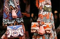 """Những phụ kiện """"đỉnh"""" tại tuần lễ thời trang Paris Xuân Hè 2015"""