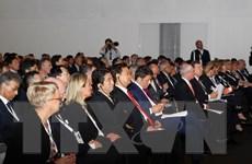 Thủ tướng dự khai mạc và phát biểu tại Hội nghị ASEM 10