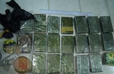 Đà Nẵng liên tiếp phá thành công nhiều vụ mua bán ma túy