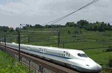 Nhật Bản thúc đẩy xuất khẩu hệ thống tàu cao tốc shinkansen