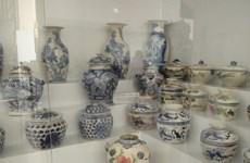 Hải Dương trưng bày và giới thiệu chuyên đề trên 1.000 cổ vật