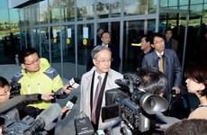 Nhật Bản-Triều Tiên kết thúc đàm phán về bắt cóc công dân