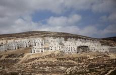 Israel cân nhắc áp đặt luật tại các khu định cư Do thái ở Bờ Tây
