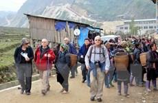 Lào Cai phấn đấu phát triển Sa Pa thành khu du lịch quốc gia
