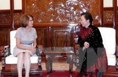 Tăng cường quan hệ giữa Việt Nam và Tổ chức quốc tế Pháp ngữ