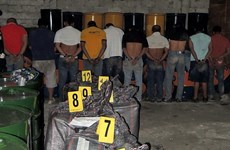 Châu Á nằm trong tầm ngắm của các băng đảng ma túy Nam Mỹ