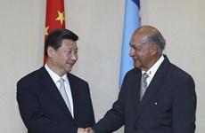 Trung Quốc coi Fiji là đối tác quan trọng ở Thái Bình Dương