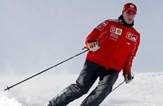 Sức khỏe huyền thoại F1 Michael Schumacher tiếp tục phục hồi