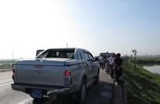Tạm dừng hoạt động vận chuyển của Công ty vận tải ôtô Sơn Đức