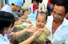 Phẫu thuật miễn phí cho 450 trẻ bệnh nhân sứt môi, hở hàm ếch