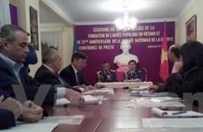 Kỷ niệm Ngày thành lập Quân đội nhân dân Việt Nam tại Algeria