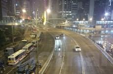 """Hong Kong hoàn thành giải tán biểu tình """"Chiếm Trung tâm"""""""