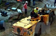 Khẩn trương cứu hộ công nhân bị mắc kẹt vụ sập hầm thủy điện