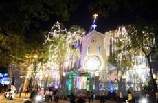 Ban chỉ đạo Tây Nam bộ thăm, chúc mừng Giáng sinh tại An Giang