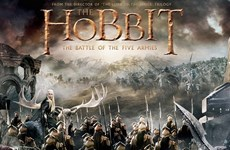 Hobbit đã thu về 90 triệu USD sau tuần đầu công chiếu