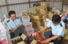 """Tình trạng buôn lậu hàng hóa ở Lào Cai có dấu hiệu """"nóng"""" lên"""