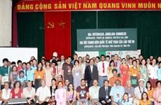 Tăng hợp tác giữa những nhà Quốc tế ngữ trẻ tuổi châu Á