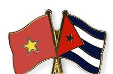 Đoàn đại biểu Đại sứ quán Cuba thăm và làm việc tại Hòa Bình