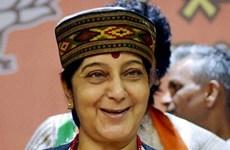 Ngoại trưởng Ấn Độ Sushma Swaraj bắt đầu thăm Hàn Quốc