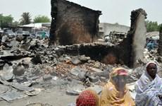 Nhóm Boko Haram đốt làng, giết hại 23 dân thường ở Cameroon