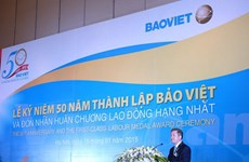 Bảo Việt sẽ vươn lên hàng đầu trong lĩnh vực bảo hiểm-tài chính