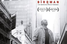 """Ứng viên Oscar """"Birdman"""" giành 7 giải của Hiệp hội phê bình Mỹ"""