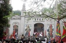Phú Thọ chuẩn bị cho Giỗ tổ Hùng Vương-Lễ hội Đền Hùng 2015