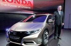 Hãng Honda chuyển sang sử dụng túi khí của Toyoda Gosei