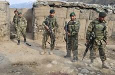 Tướng lĩnh Pakistan-Afghanistan thảo luận về an ninh biên giới