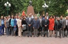 Kỷ niệm 162 năm ngày sinh anh hùng Cuba José Martí tại Hà Nội