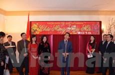 Đại sứ quán Việt Nam tại Canada tổ chức mừng Xuân Ất Mùi 2015