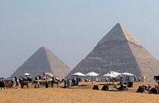 Doanh thu ngành du lịch của Ai Cập tăng mạnh trong năm 2014