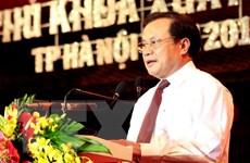 Bí thư Thành ủy Hà Nội dâng hương tại Di tích 90 Thợ Nhuộm