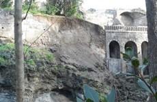 Di tích Pompeii trước nguy cơ bị thời tiết và tội phạm hủy hoại