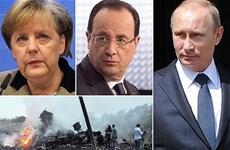 Sáng kiến Pháp-Đức là nỗ lực cuối cùng để tránh chiến tranh