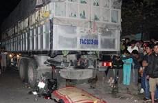 Bắt tạm giam tài xế xe bồn tông chết 3 người trong một nhà