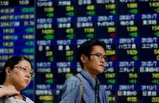 Màu xanh thống lĩnh các sàn chứng khoán ở thị trường châu Á