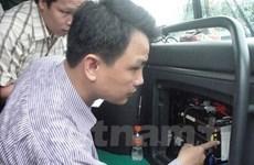 Xử lý nghiêm ôtô khách đi vào đường cấm qua camera hành trình
