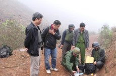 Sơn La phá vụ vận chuyển 40 bánh heroin từ Lào vào Việt Nam