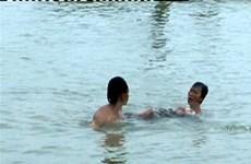 Tiền Giang: Một ngày vớt 2 thi thể nạn nhân chết đuối trên sông