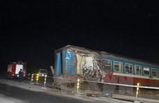 Tai nạn giao thông đường sắt đang có chiều hướng gia tăng