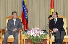Việt Nam tiếp tục đẩy mạnh hợp tác nông nghiệp với Venezuela