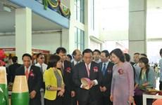 600 doanh nghiệp trong và ngoài nước tham gia Vietnam Expo