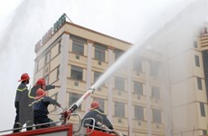 Hà Nội phát động hưởng ứng Tuần lễ quốc gia an toàn lao động