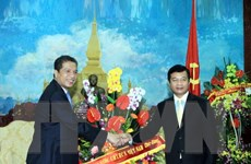 Bộ Ngoại giao mừng ngày thành lập Đảng Nhân dân Cách mạng Lào