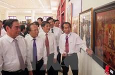Thường trực Ban Bí thư gặp mặt cán bộ Quảng Nam-Quảng Đà